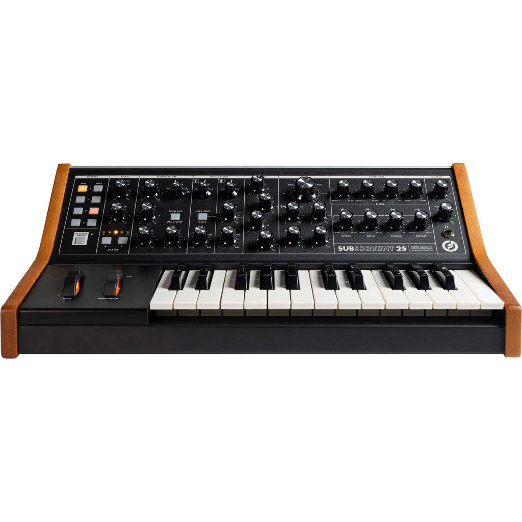 Moog Subsequent 25 Synthesizers