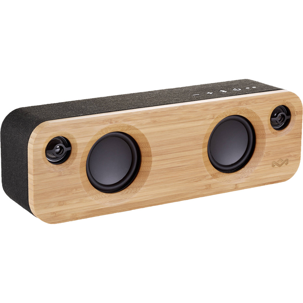 House of Marley Get Together Mini Zwart Speakers Bluetooth