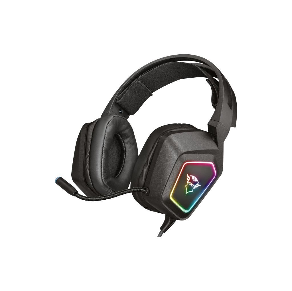 Trust GXT 450 Blizz RGB 7.1 Surround Gaming Headset Gaming headsets