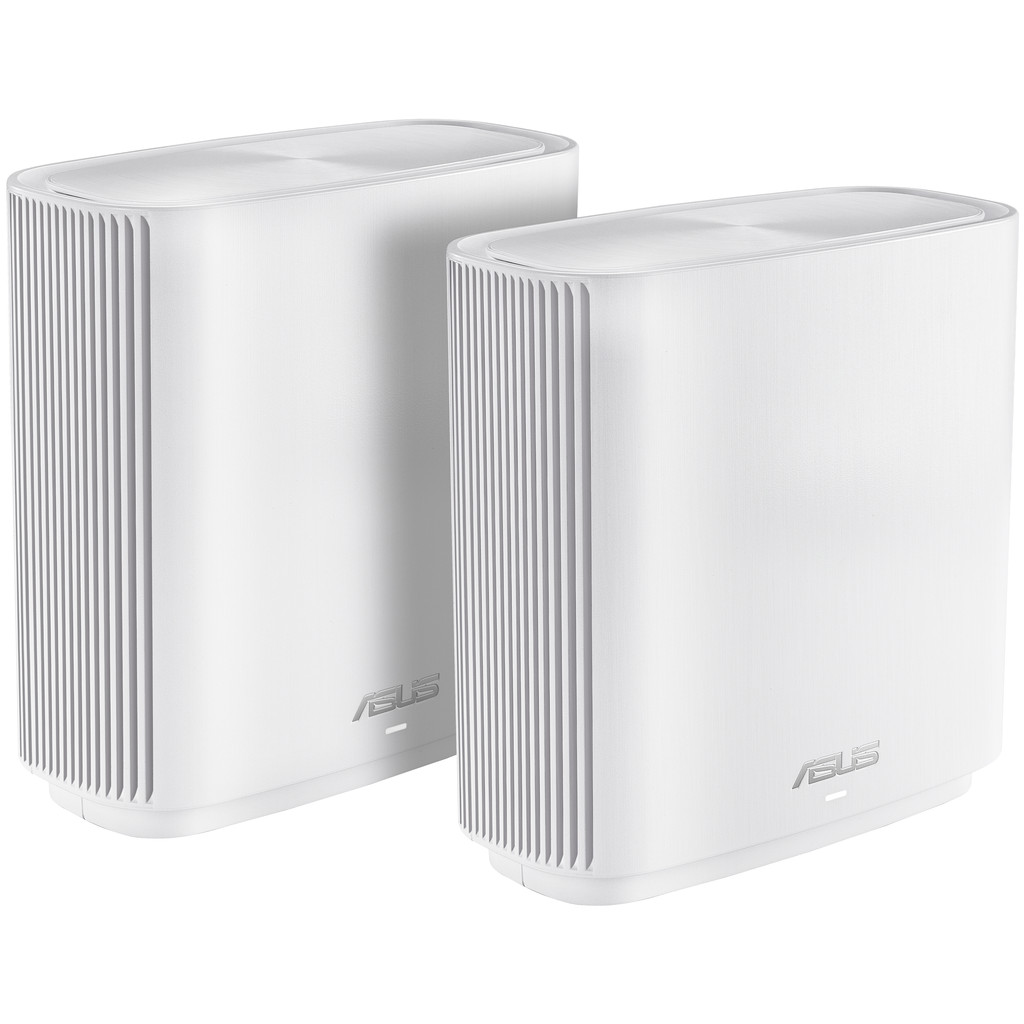 Asus ZenWifi AC CT8 Wit Duo Pack Routers