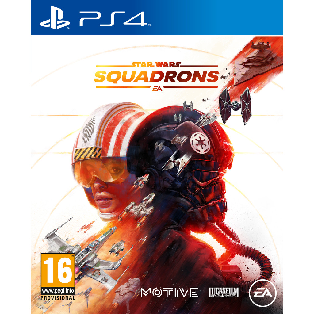 Star Wars: Squadrons PS4 Games