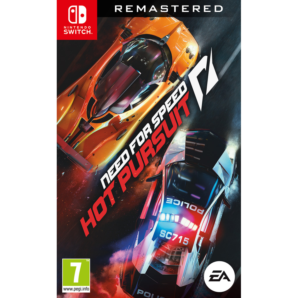 Need for Speed: Hot Pursuit Remastered Nintendo Switch Games