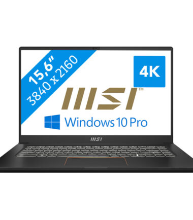 MSI Summit E15 A11SCS-084BE Azerty laptops