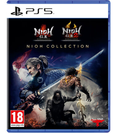 The Nioh Collection - PlayStation 5 Games