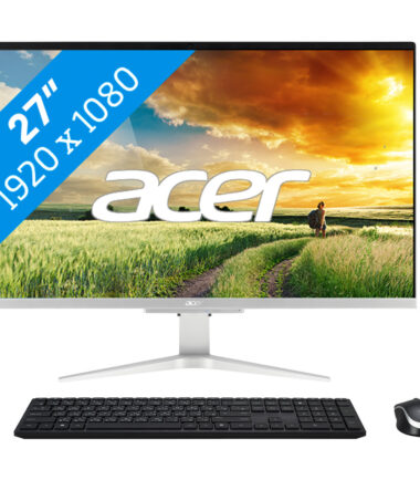 Acer Aspire C27-1655 I5626 BE All-in-One Azerty desktops
