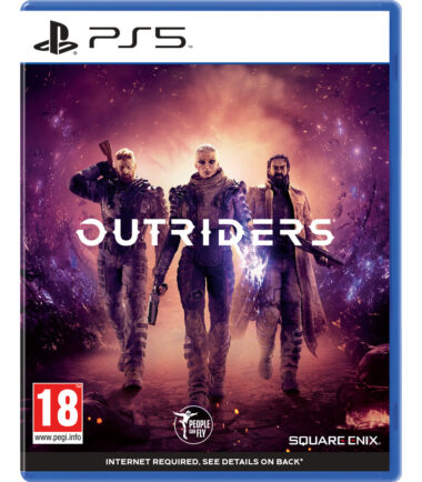 Outriders PS5 Games