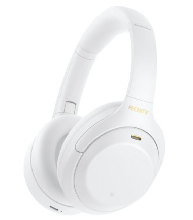 Sony WH-1000XM4 Limited Edition Wit Hoofdtelefoons