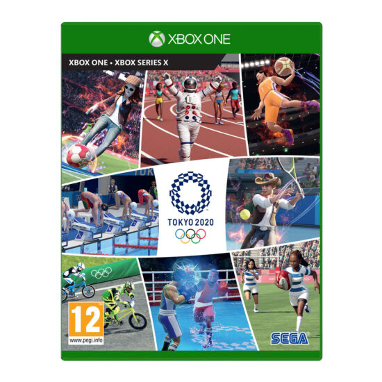 TOKYO 2020 - Olympic Games The Official Video Game Xbox One Games