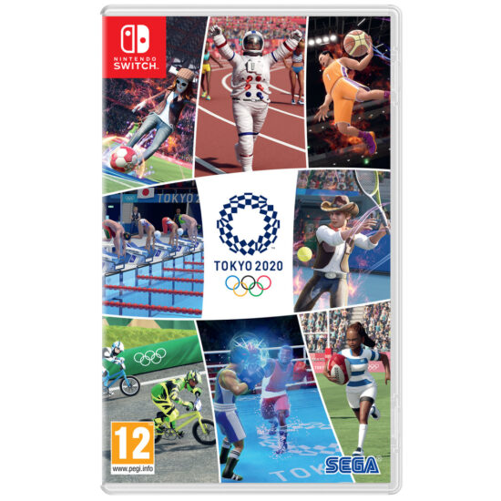 TOKYO 2020 - Olympic Games The Official Video Game Nintendo Switch Games