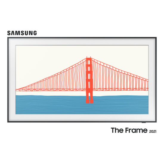Samsung The Frame 50LS03A (2021) Televisies