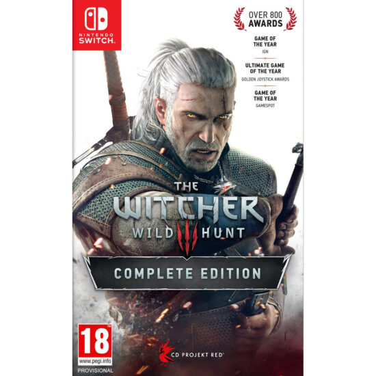 The Witcher 3: Wild Hunt - Complete Edition - Light Edition Nintendo Switch Games